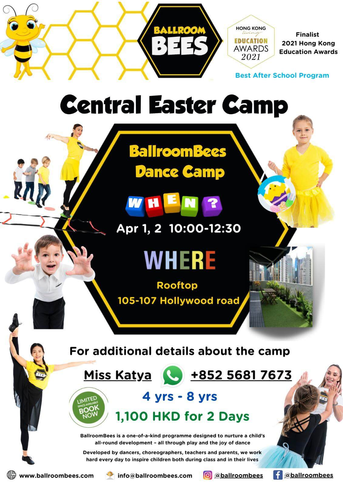 Central Easter Camp 2021